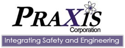 Logo, Praxis Corporation